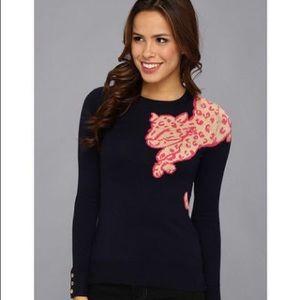 Lilly Pulitzer Cheetah Sweater